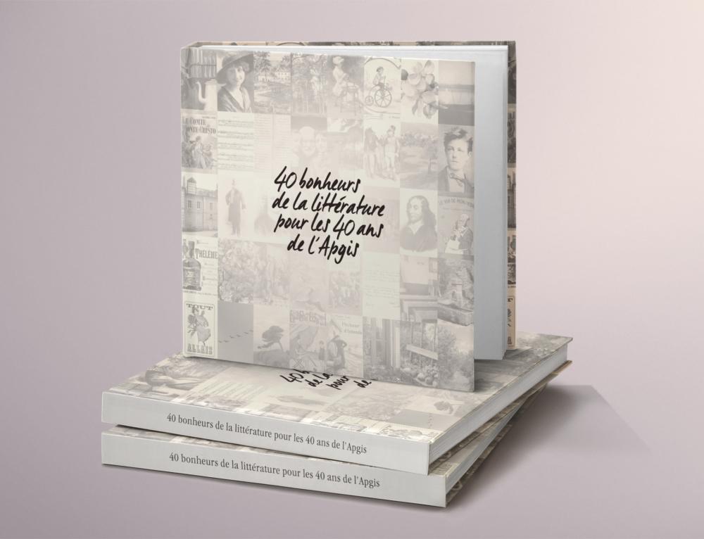 Apgis Livre 40e anniversaire