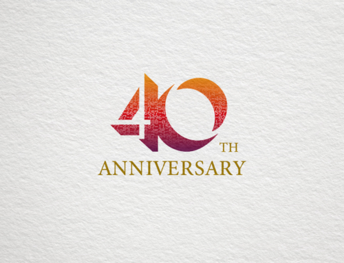 ISSN : Logotype 40e anniversaire