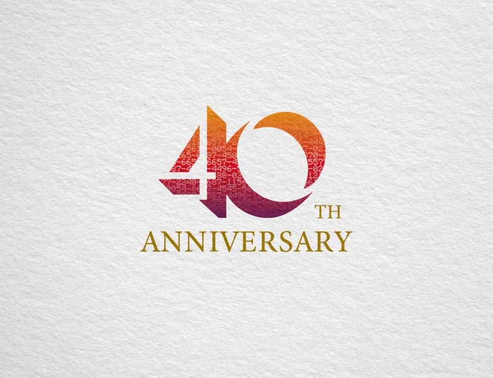ISSN Logotype 40e anniversaire